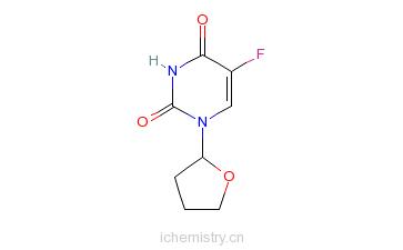 CAS:17902-23-7_替加氟的分子结构