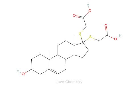 CAS:17990-63-5的分子结构