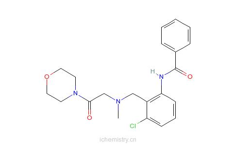 CAS:18053-31-1_福米诺苯的分子结构
