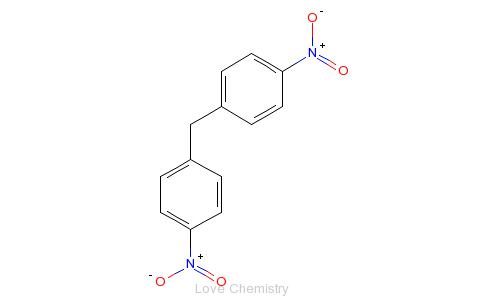 CAS:1817-74-9_4,4-二苯基甲烷二硝基的分子结构