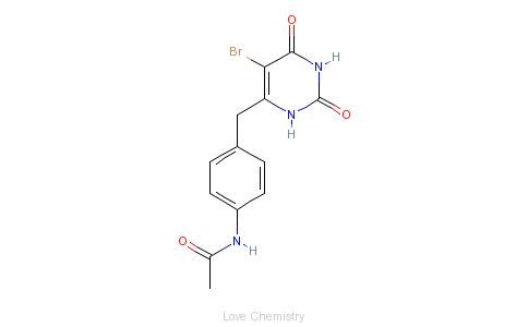 CAS:18364-66-4的分子结构
