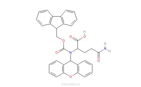 CAS:185031-81-6的分子结构