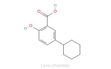 CAS:1855-23-8的分子结构