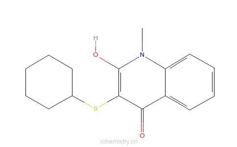 CAS:18693-13-5的分子结构