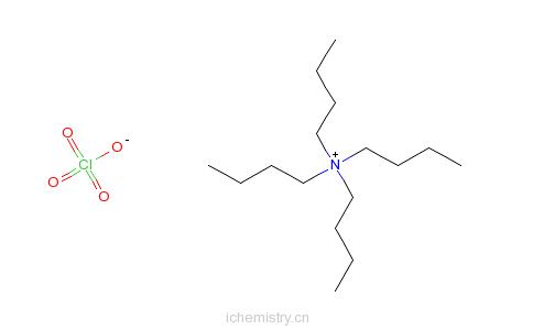 CAS:1923-70-2_四丁基高氯酸铵的分子结构