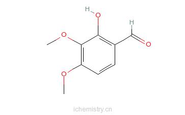 CAS:19283-70-6的分子结构