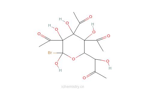 CAS:19285-38-2的分子结构