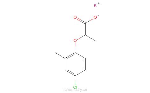 CAS:1929-86-8的分子结构