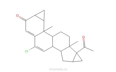 CAS:19291-69-1的分子结构