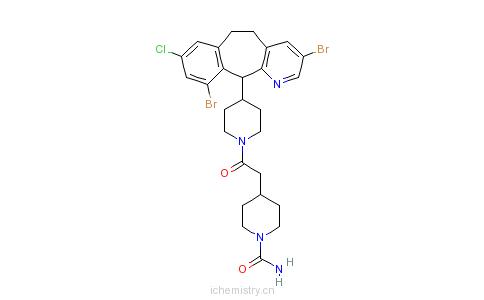 CAS:193275-84-2_洛那法尼的分子结构