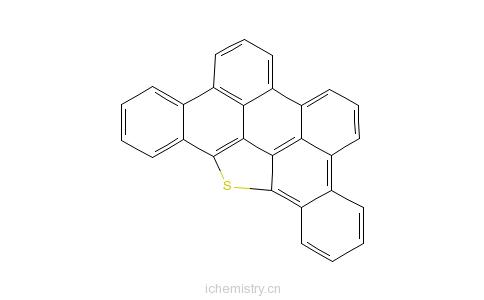 CAS:196-23-6的分子结构