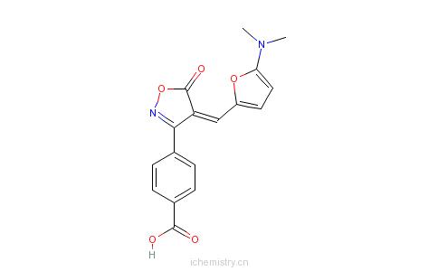 CAS:196929-25-6的分子结构