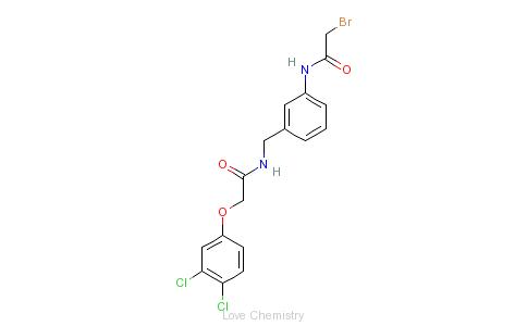 CAS:20319-13-5的分子结构