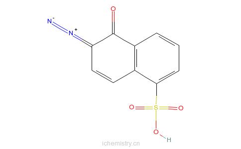 CAS:20546-03-6的分子结构