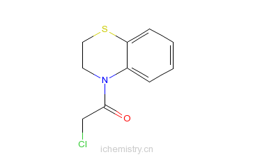 CAS:20751-75-1的分子结构