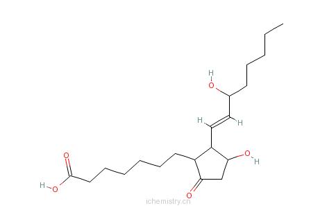 CAS:20897-91-0的分子结构