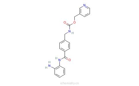 CAS:209783-80-2_恩替诺特的分子结构