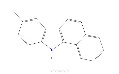 CAS:21064-33-5的分子结构