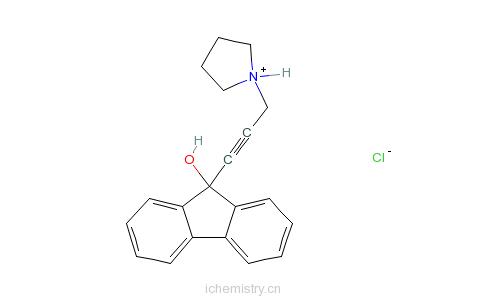 CAS:2110-37-4的分子结构