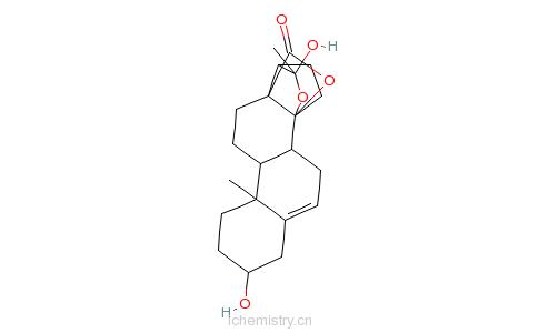 CAS:21132-14-9的分子结构