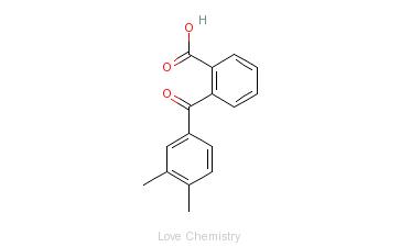 CAS:2159-42-4的分子结构