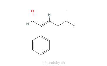 CAS:21834-92-4_可卡醛的分子结构