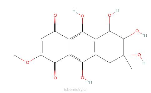 CAS:21879-81-2的分子结构