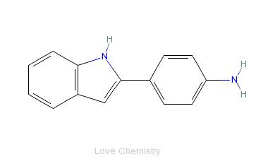 CAS:21889-05-4的分子结构