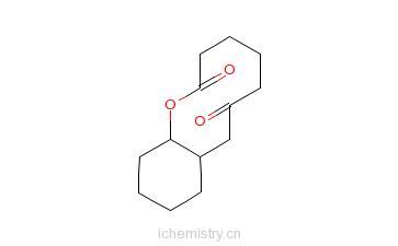 CAS:21962-16-3的分子结构