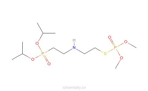 CAS:21988-66-9的分子结构
