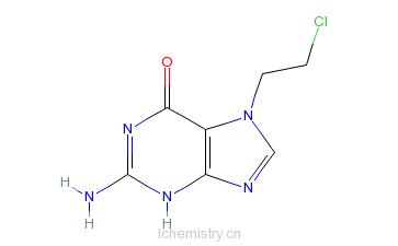CAS:22247-87-6的分子结构