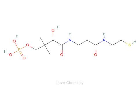 CAS:2226-71-3的分子结构