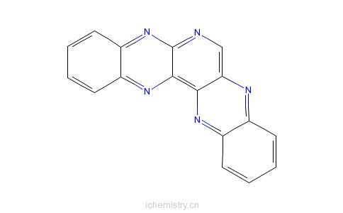 CAS:223-23-4的分子结构