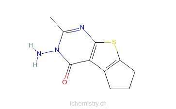 CAS:22721-36-4的分子结构