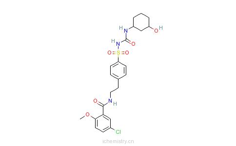 CAS:23074-02-4的分子结构