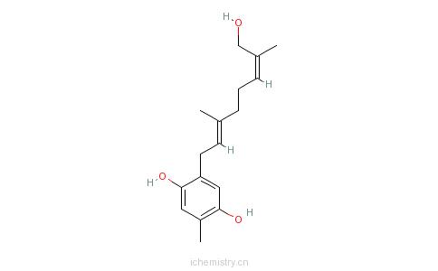 CAS:23176-71-8的分子结构