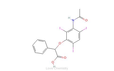 CAS:23189-33-5的分子结构
