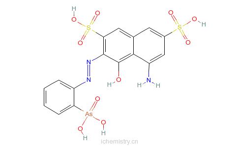 CAS:23387-28-2的分子结构