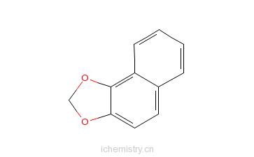 CAS:234-15-1的分子结构