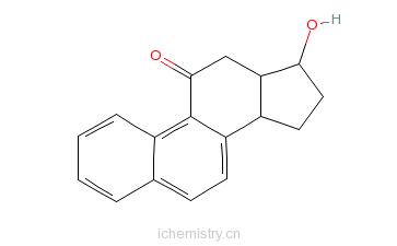CAS:23462-88-6的分子结构