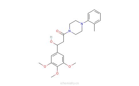 CAS:23776-32-1的分子结构