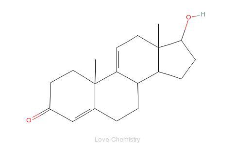 CAS:2398-99-4的分子结构