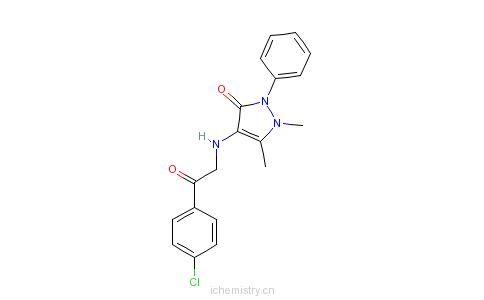CAS:24377-61-5的分子结构