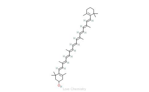 CAS:24480-38-4的分子结构