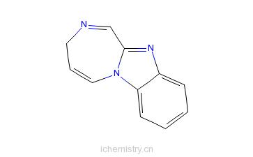CAS:246-20-8的分子结构