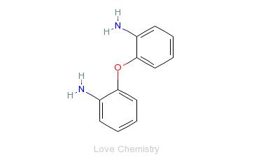 CAS:24878-25-9_2,2-二氨基联苯胺的分子结构