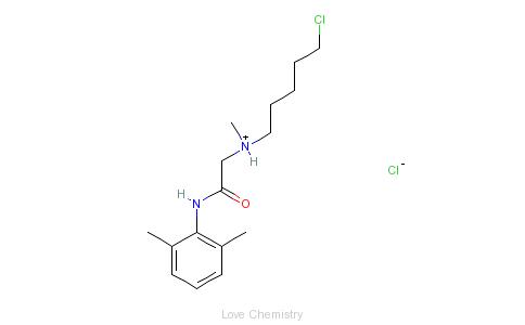 CAS:25027-86-5的分子结构