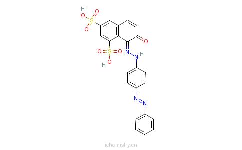 CAS:25317-39-9的分子结构