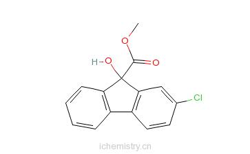 CAS:2536-31-4_整形素的分子结构