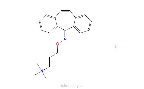 CAS:25450-04-8的分子结构